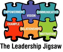 The leadership jigsaw
